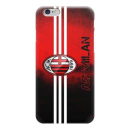 "Чехол для iPhone 6 ""Милан (AC Milan)"" - football, милан, ac milan"