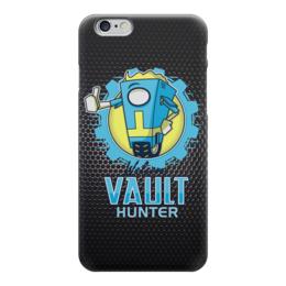 "Чехол для iPhone 6 ""Fallout Boy"" - fallout, vault boy, vault tec"