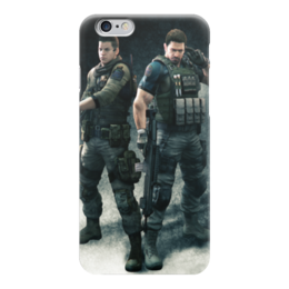 "Чехол для iPhone 6 ""Resident Evil"" - игра, обитель зла, resident evil, umbrella, re"