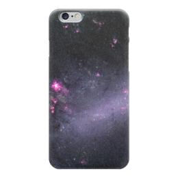 """Чехол для iPhone 6 глянцевый """"Вселенная"""" - звезды, космос, вселенная, наука, галактика"""