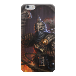 "Чехол для iPhone 6 ""Hunter(Darkest Dungeon)"" - hunter, epic, darkest, dungeon, gameart"