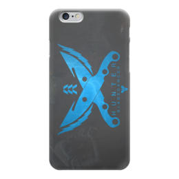 """Чехол для iPhone 6 """"Hunter (Destiny)"""" - охотник, судьба, destiny, bladedancer"""
