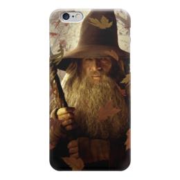 """Чехол для iPhone 6 """"Гэндальф"""" - кино, властелин колец, хоббит, hobbit, фродо"""