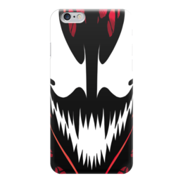 "Чехол для iPhone 6 ""Carnage"" - spider-man, марвел, человек-паук, карнаж, carnage"
