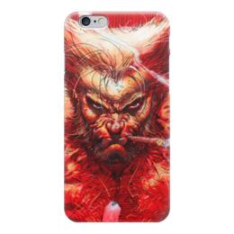 "Чехол для iPhone 6 ""Superheroes: wolverine"" - супергерои, росомаха, marvel, марвел, wolverine"