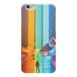 "Чехол для iPhone 6 глянцевый ""Imagine Dragons Believer"" - imagine dragons, dragons, imagine, believer, музыка"