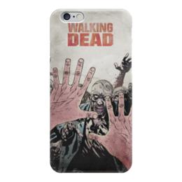 """Чехол для iPhone 6 """"Ходячие Мертвецы (The Walking Dead)"""" - ходячие мертвецы, the walking dead"""