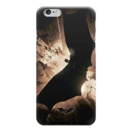"Чехол для iPhone 6 ""ТЁМНЫЙ РЫЦАРЬ"" - бэтмен, dark knight, тёмный рыцарь, готэм, нуар"