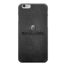 "Чехол для iPhone 6 ""World of Tanks"" - war, world of tanks, танки, wot, tanks"