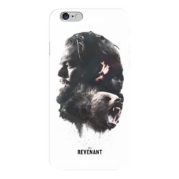 "Чехол для iPhone 6 ""The Revenant"" - фильм, ди каприо, том харди, выживший, the revenant"