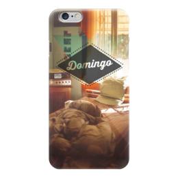 """Чехол для iPhone 6 """"Domingo"""" - окно, domingo"""