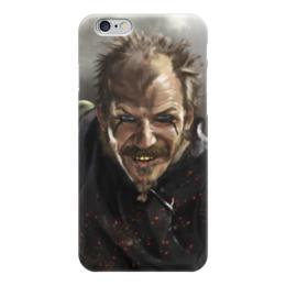 """Чехол для iPhone 6 глянцевый """"Викинги. Флоки."""" - викинги, vikings, путь воина, флоки, floki"""