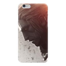 """Чехол для iPhone 6 """"Ведьмак"""" - witcher"""