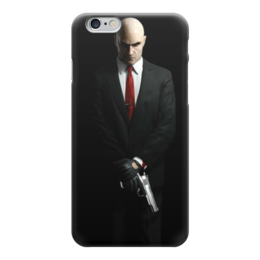 "Чехол для iPhone 6 ""hitman"" - hitman, хитман, хитмэн, агент 47"