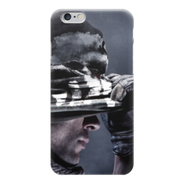 "Чехол для iPhone 6 глянцевый ""Call of Duty"" - call of duty, cod, шутер"