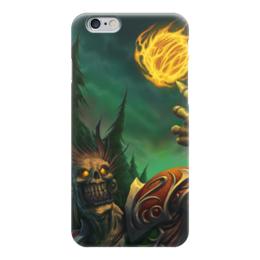 """Чехол для iPhone 6 """"Варкрафт"""" - warcraft, варкрафт"""