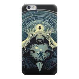"Чехол для iPhone 6 ""лабиринт"" - арт, глаза, лабиринт, девочка, чудовище"