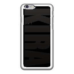 """Чехол для iPhone 6 глянцевый """"с именем Кира"""" - чехол с именем кира, чехол с именем, кира"""