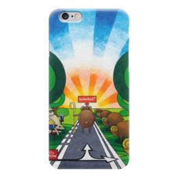 "Чехол для iPhone 6 ""Lollypups #10 (3D reality-show) "" - арт, баран"