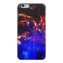 """Чехол для iPhone 6 """"Великий Космос"""" - космос, наука, прогресс, денис гесс, the spaceway"""