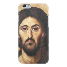 """Чехол для iPhone 6 """"Сын Господа"""" - вера, религия, иисус, бог, пророк"""