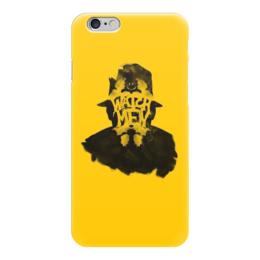 """Чехол для iPhone 6 глянцевый """"Роршах"""" - watchmen, rorschach, комиксы, хранители, роршах"""