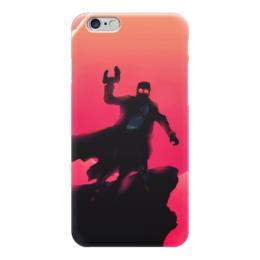 """Чехол для iPhone 6 """"Star lord"""" - комиксы, марвел, стражи галактики, guardians of the galaxy, звездный лорд"""