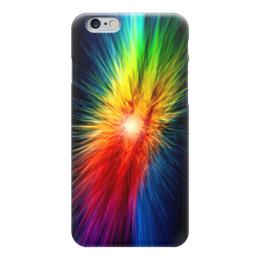 """Чехол для iPhone 6 """"Абстракция"""" - узоры, рисунок, абстракция, абстракционизм, арт дизайн"""