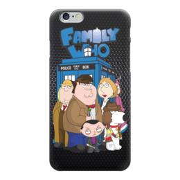"""Чехол для iPhone 6 """"Family Gay (Doctor Who)"""" - doctor who, tardis, доктор кто, тардис, family gay"""