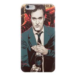 "Чехол для iPhone 6 ""Тарантино"" - фильмы, tarantino, тарантино, квентин"