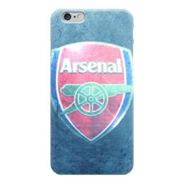"Чехол для iPhone 6 ""Арсенал (Arsenal)"" - football, арсенал"