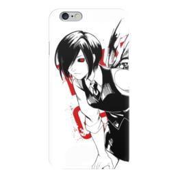 """Чехол для iPhone 6 """"Токийский гуль. Тока"""" - аниме, манга, токийский гуль, tokyo ghoul, тока"""