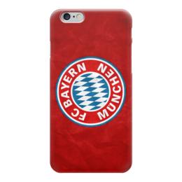 """Чехол для iPhone 6 """"Бавария Мюнхен"""" - футбол, бавария мюнхен, bayern munich, fc bayern"""