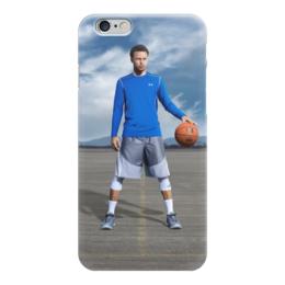 "Чехол для iPhone 6 ""Stephen Curry"" - баскетбол, nba, нба, golden state warriors, стефен карри"