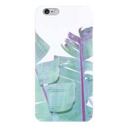 "Чехол для iPhone 6 ""P L Δ N T"" - арт, цветы, тамблер, plant"