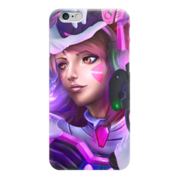"Чехол для iPhone 6 ""D.va "" - blizzard, дива, близзард, overwatch, овервотч"
