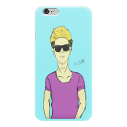 "Чехол для iPhone 6 ""Niall Horan"" - one direction, niall horan, найл хоран, horan, найл"