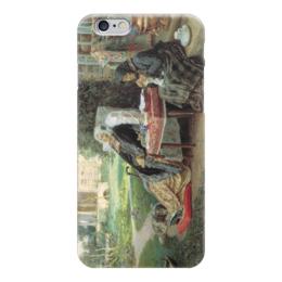 """Чехол для iPhone 6 """"Всё в прошлом"""" - картина, максимов"""