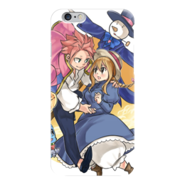 "Чехол для iPhone 6 ""Fairy tail"" - аниме, fairy tail, фейри тейл"
