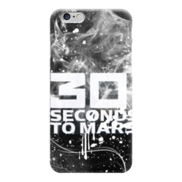"Чехол для iPhone 6 ""30 Seconds to Mars"" - лето, 30 seconds to mars, джаред"