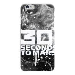 """Чехол для iPhone 6 """"30 Seconds to Mars"""" - лето, 30 seconds to mars, джаред"""