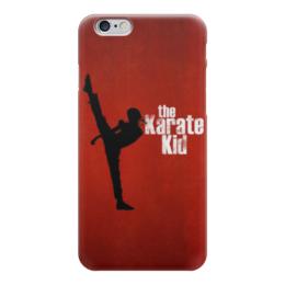 """Чехол для iPhone 6 """"Каратэ Пацан"""" - karate kid"""