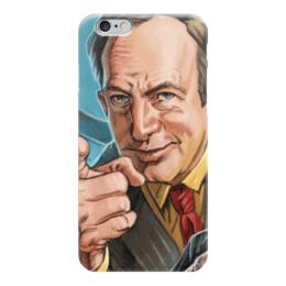 """Чехол для iPhone 6 """"Better call Saul"""" - лучше звоните солу"""