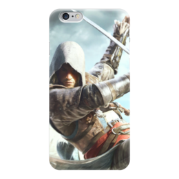 "Чехол для iPhone 6 ""Кредо ассасина (Assassins Creed)"" - assassins creed, кредо ассасина"