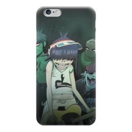 """Чехол для iPhone 6 """"Gorillaz"""" - gorillaz"""
