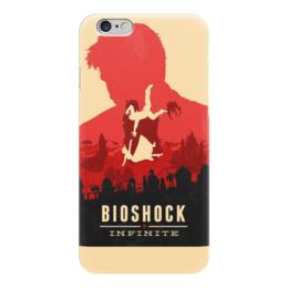 """Чехол для iPhone 6 глянцевый """"Bioshock Infinite"""" - bioshock infinite, bioshock, биошок инфинити, биошок"""