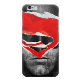"Чехол для iPhone 6 ""Batman"" - комиксы, бэтмен, супергерой, бетмен"