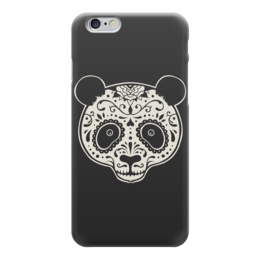 "Чехол для iPhone 6 ""Панда"" - кунг-фу панда, мимими, милота"