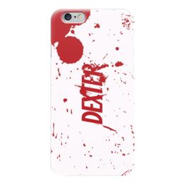 "Чехол для iPhone 6 ""Dexter (Декстер)"" - dexter, декстер, правосудие декстера"
