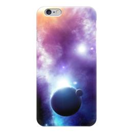 """Чехол для iPhone 6 глянцевый """"Universe"""" - space, космос, вселенная, наука, thespaceway"""
